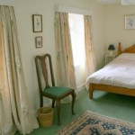 Gamekeeper's cottage master bedroom